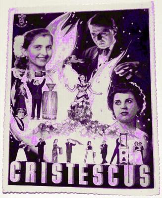 CRISTESCUS  (Gran estreno europeo mañana en Sitges y Noticias Frescas)